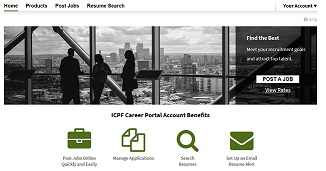 Considering Becoming an ICPF Partner? Use ICPF Recruiting Portal & Resources Now!